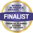 Women In Finance Awards - Finalist 2017